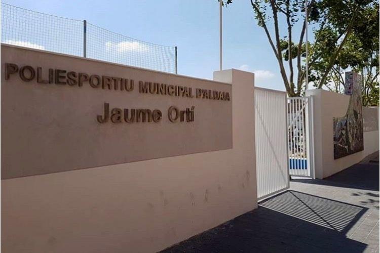 POLIESPORTIU MUNICIPAL JAUME ORTÍ D'ALDAIA