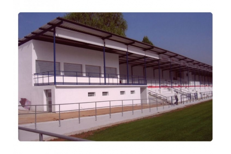 Campo de Fútbol Municipal de Andorra