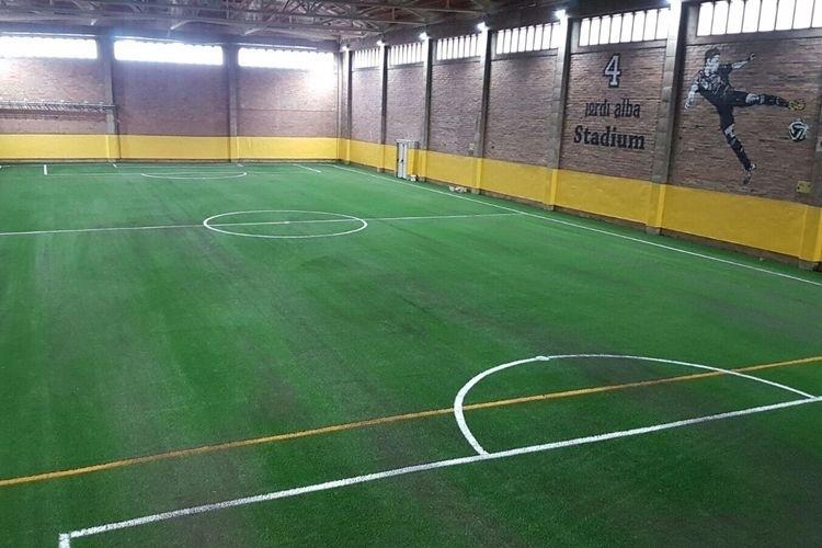 Campo Futbol 7 Gol a Gol Hospitalet