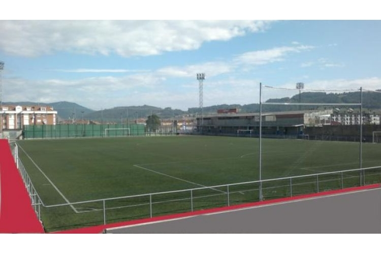 Campo de fútbol del Complejo Deportivo Municipal