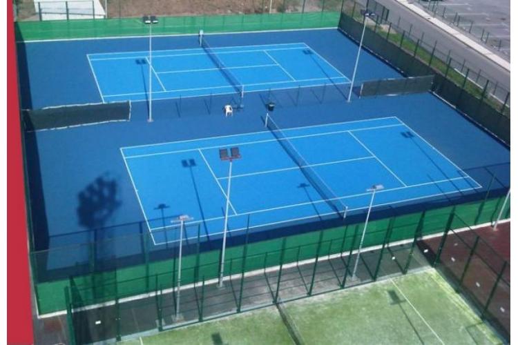 Pistas de Tenis del Complejo Deportivo Municipal