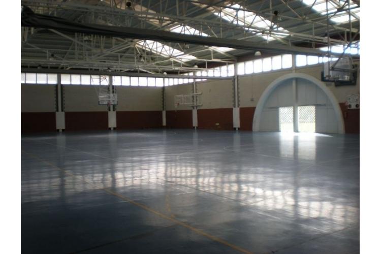 Polideportivo del Complejo Deportivo Municipal