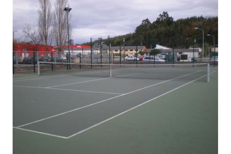 Tenis del Complejo Deportivo Municipal