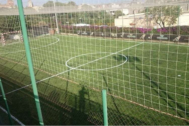 Pista Fútbol sala Centro Asturiano Barcelona