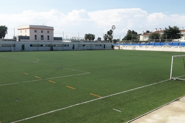 Pista Futbol 7 La Salle Premia