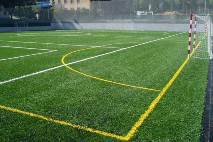 Pista Fútbol 7 Colegio Jesús Maria Barcelona