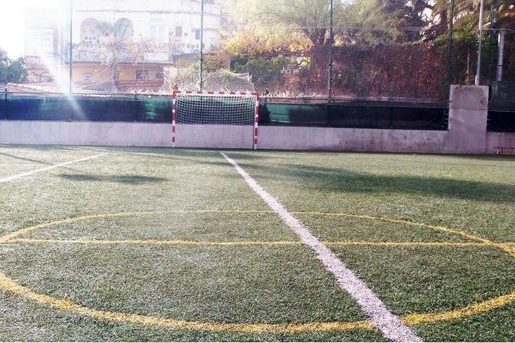 Pista futbol sala Colegio Jesús Maria Barcelona