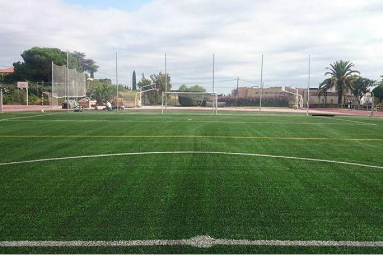 Pista Fútbol7 Colegio Alemán Barcelona