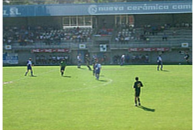 Campo de fútbol de Sanxenxo