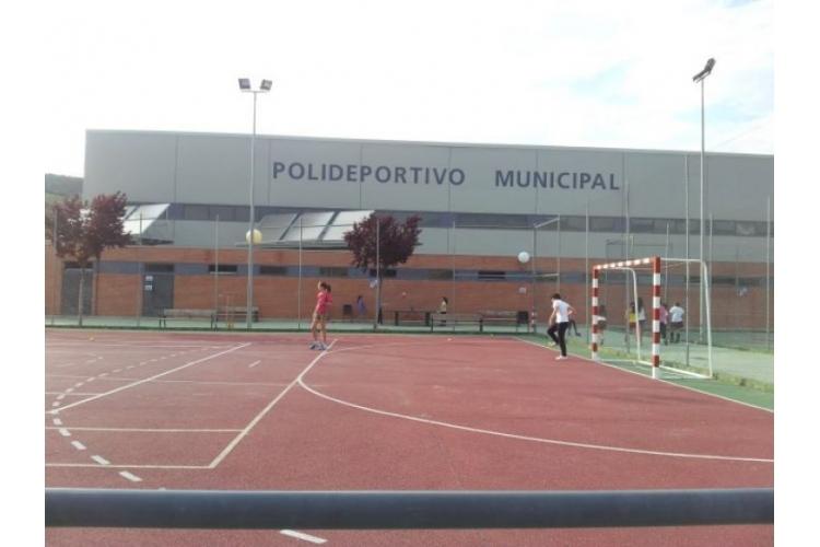 Polideportivo Municipal de Tielmes