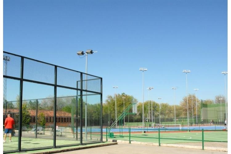 Polideportivo Municipal de Valdemoro