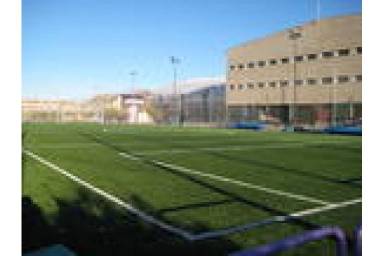 Campo de fútbol 7 de Villamediana de Iruega