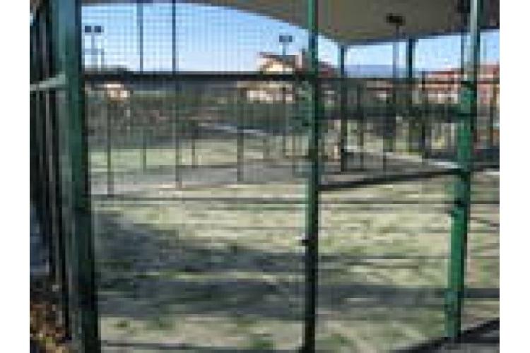 Pistas de pádel de Villamediana de Iruega