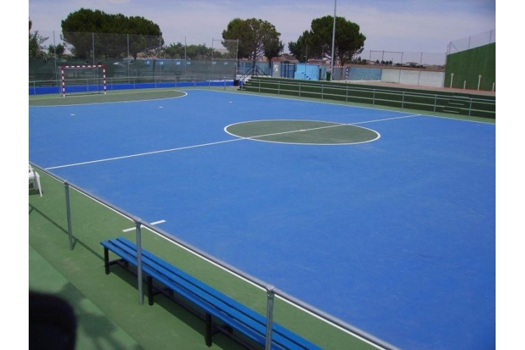 Alquiler De Pistas De Futbol Sala Pavimento En Alcorcon